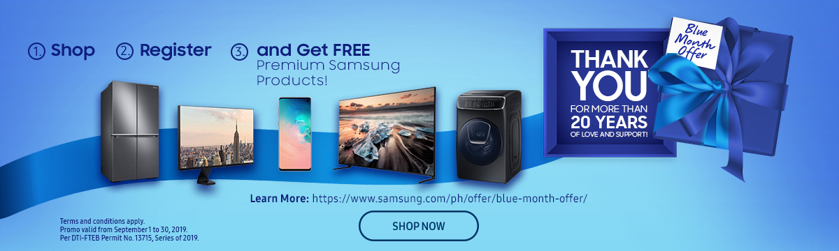 Samsung Official Store, Online Shop | Shopee Philippines