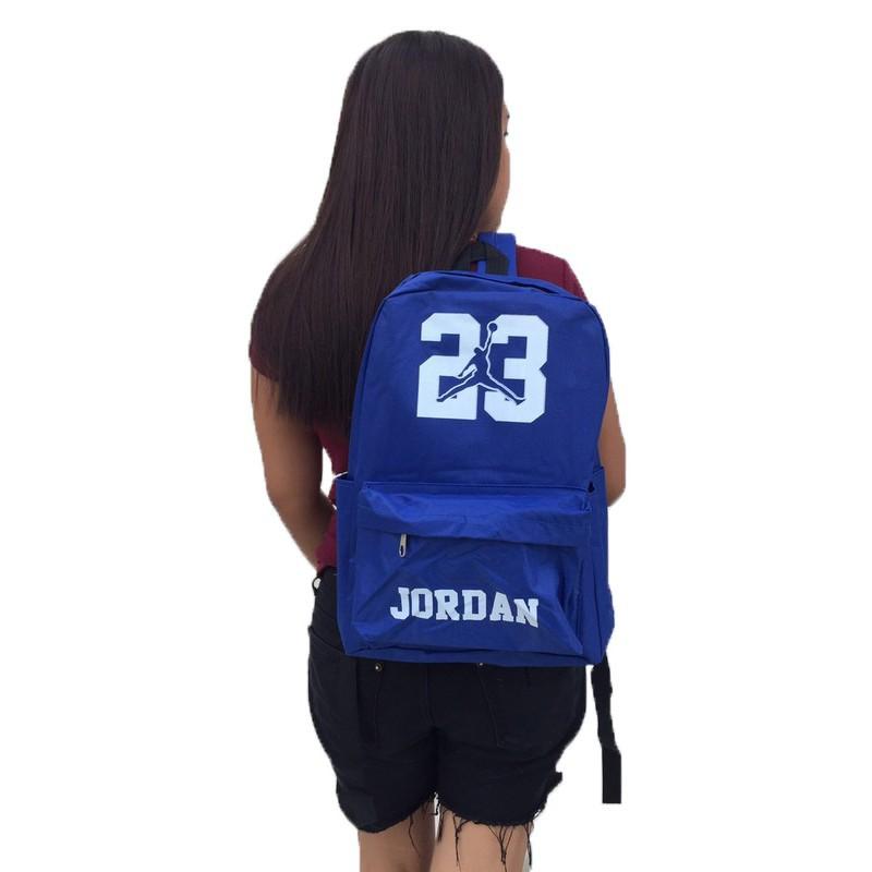 9816cfe3e82 Nike Air Jordan Jumpman 23 Backpack   Shopee Philippines
