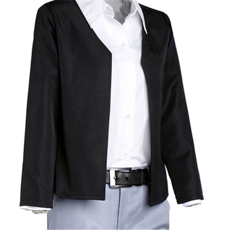 Anime Assassination Classroom Karma Akabane Uniform Cosplay Costume Suit  Unisex   Shopee Philippines