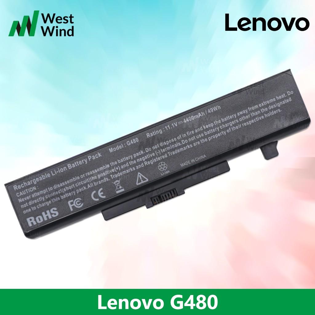 Battery L11S6Y01 for Lenovo Laptop Y480 G480 G580 V480 V580