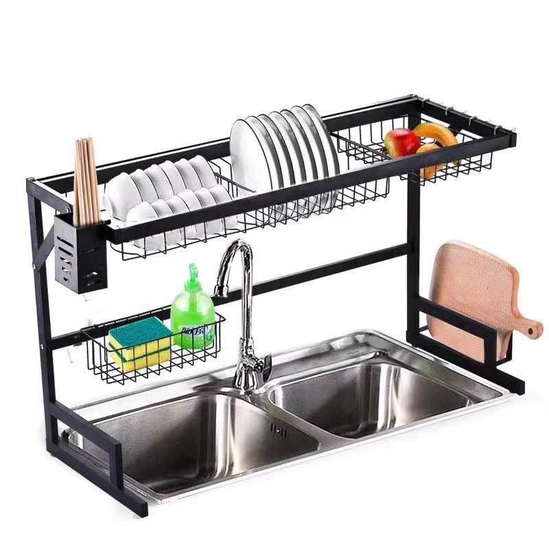 65cm Stainless Steel Kitchen Shelf Rack