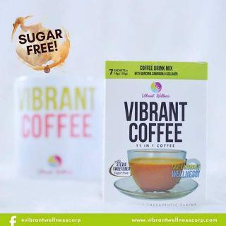 Vibrant Wellness Coffee | Shopee Philippines