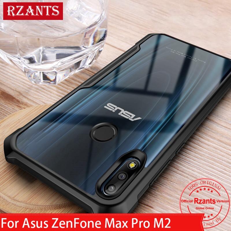 buy online 5cba3 c3d43 Asus ZenFone Max Pro M2 / M1 Case Transparent Back Cover