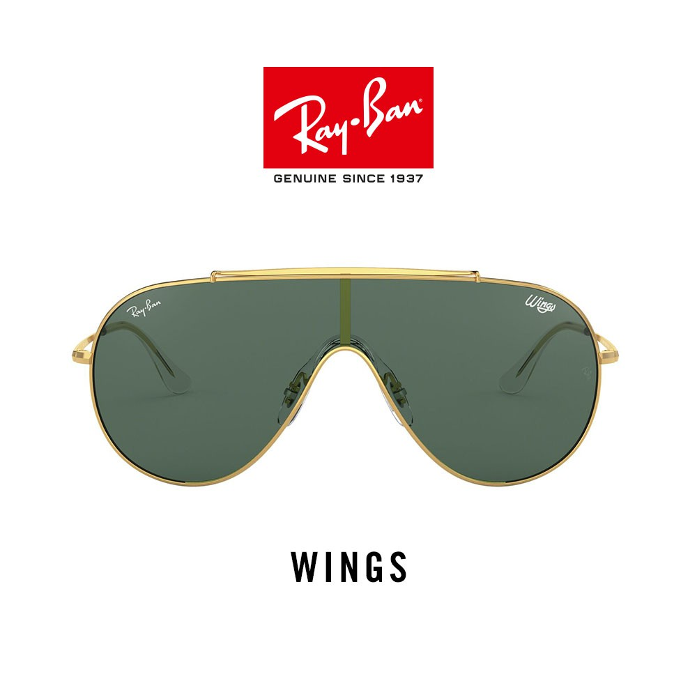 2aaaf82d452 Ray-Ban The Colonel - RB3560 002 71 - Sunglasses