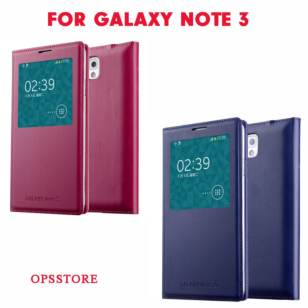 Samsung Galaxy Note 3 N9000 Pink Flower Leather Flip Case | Shopee Philippines
