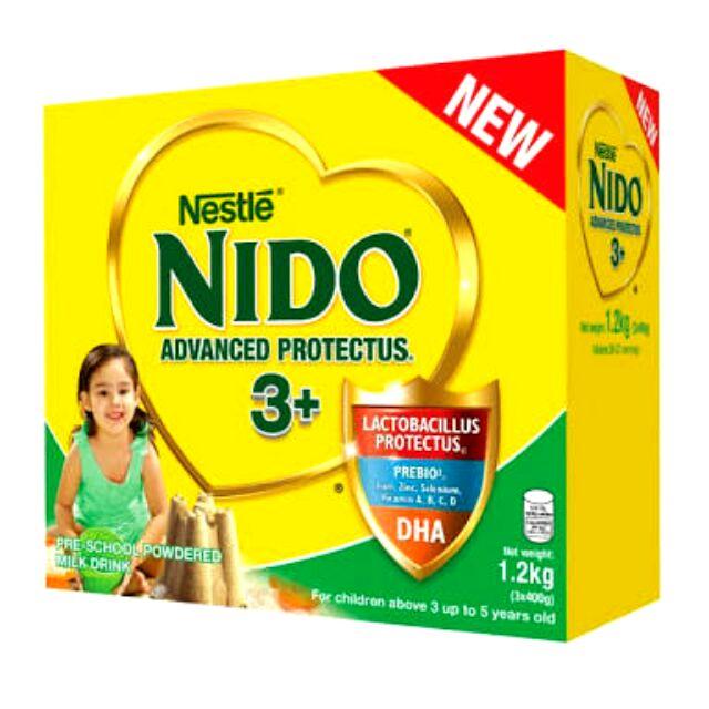 Nido advance protectus 3+