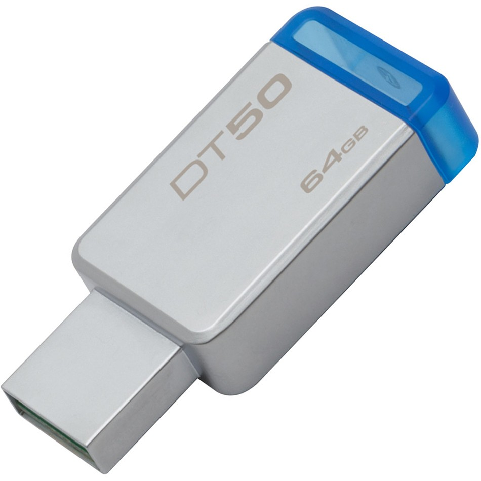 KINGSTON DATATRAVELER 50 DT50 USB 30MB//sec Read 5MB//sec Write 64GB USB3.1 USB st