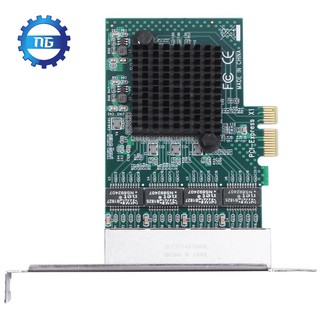 ASHATA Wireless Network Card,EDUP Gigabit Network Card 2.5G High-Speed Transmission Computer Accessories EP-PCI-E2.5G,Support PCIE-x1 x16 and Other interfaces x4 x8