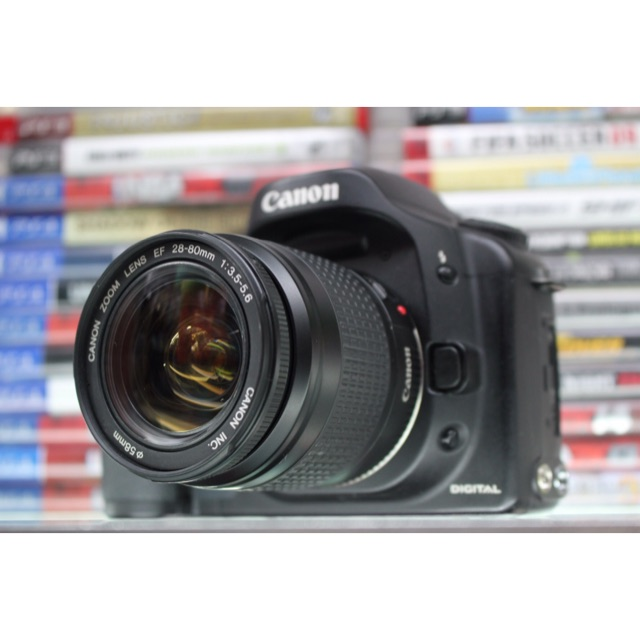 Canon Eos 10d With 28 80mm Kitlens Shopee Philippines