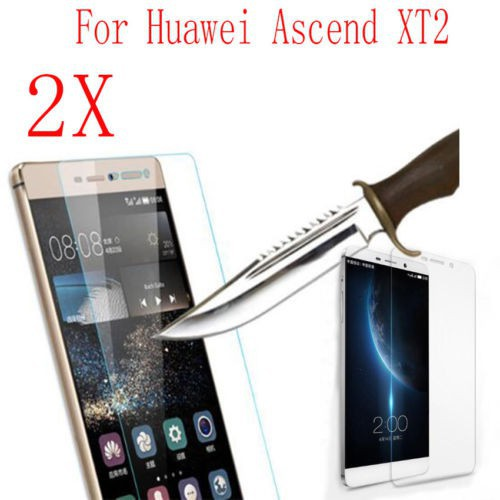 2Pcs For Huawei Ascend XT2 Tempered Glass Screen Protector