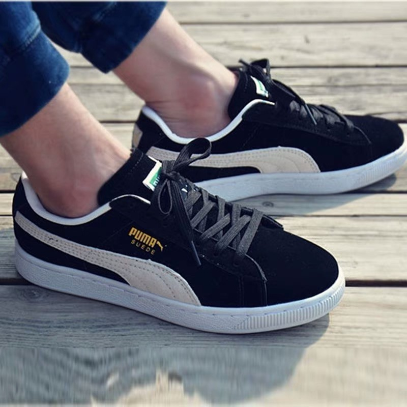 PUMA suede Classic trend casual shoes winter new