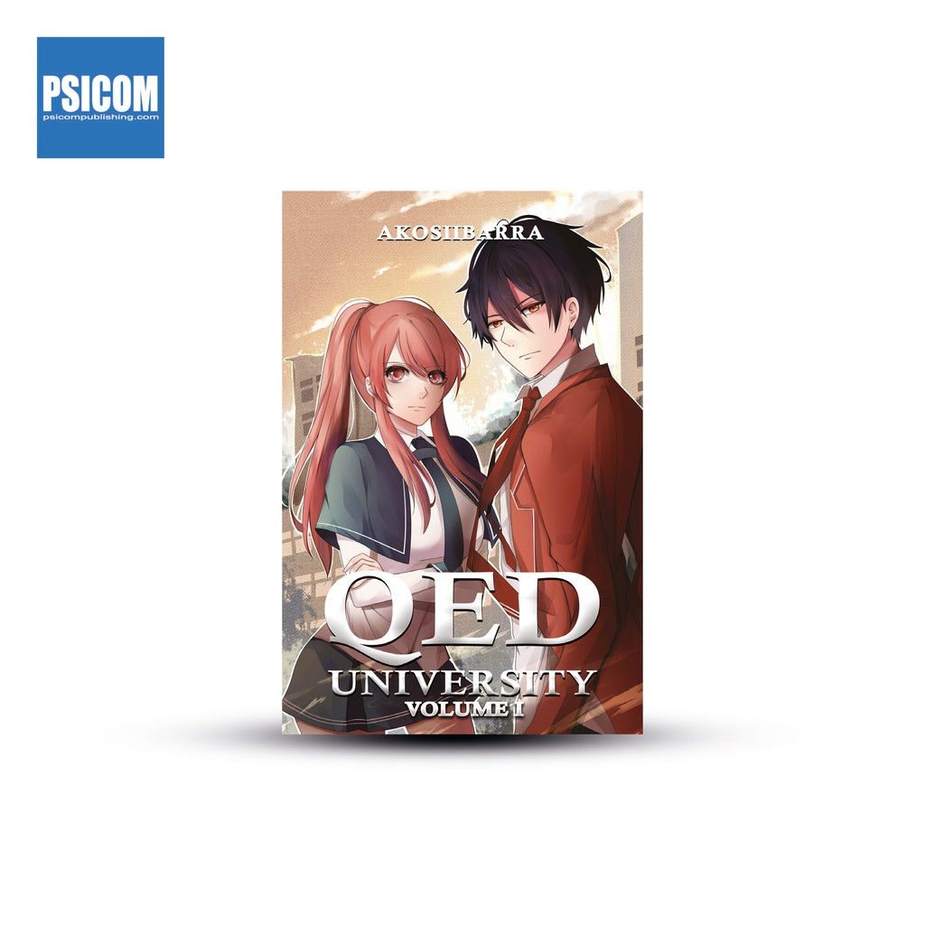 QED University by AkoSiIbarra