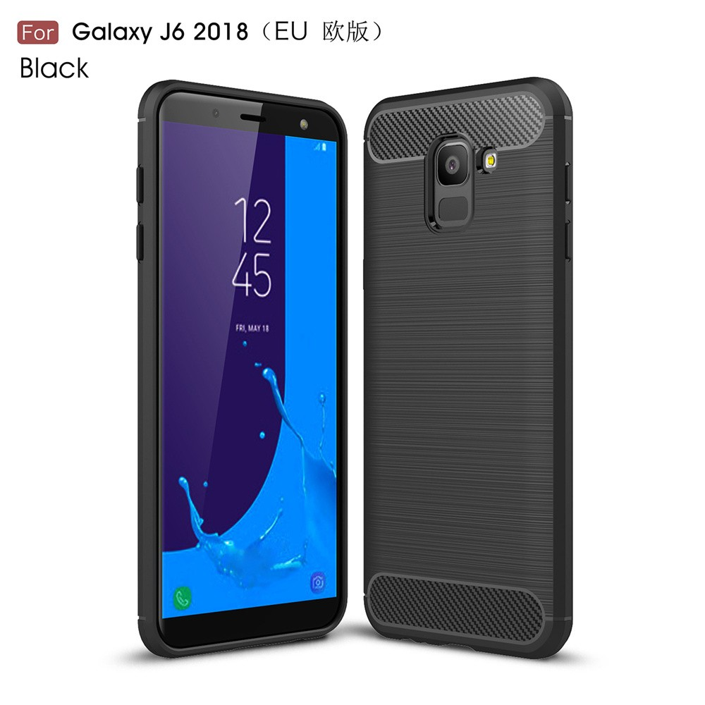 timeless design 14eaf c5231 Samsung Galaxy J3 J4 J6 2018 TPU Silicone Case | Shopee Philippines