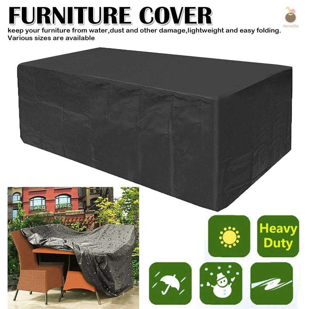 Dustproof Waterproof Table Chair Cover