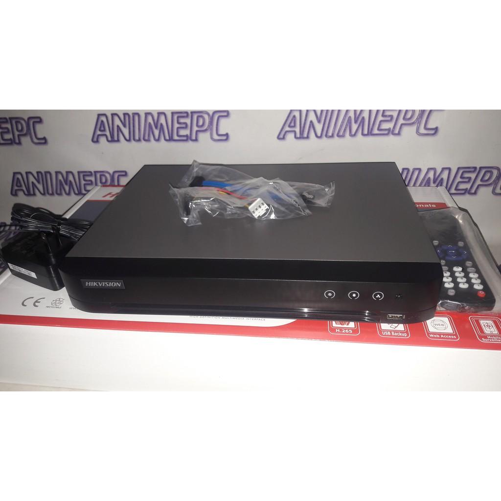Hikvision DS-7204HQHI-K1 Turbo HD Pentabrid 4CH 4K Reso DVR