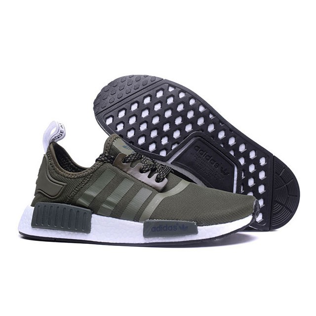 e3da290e307cf Adidas Originals FLB Runner W Adidas green jogging shoes BY9 ...