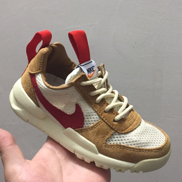 También Extracción Lobo con piel de cordero  100% Original Nike Craft Mars Yard TS NASA 2.0 Kids Shoes | Shopee  Philippines