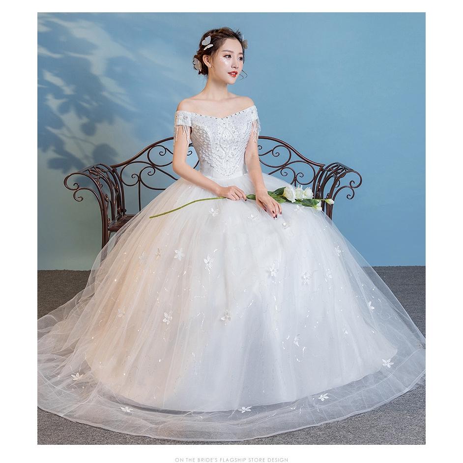 Wedding Dress Bridal Gown White Maxi Dresses Bridal Dress Shopee Philippines,Bridal Short Casual Beach Wedding Dresses