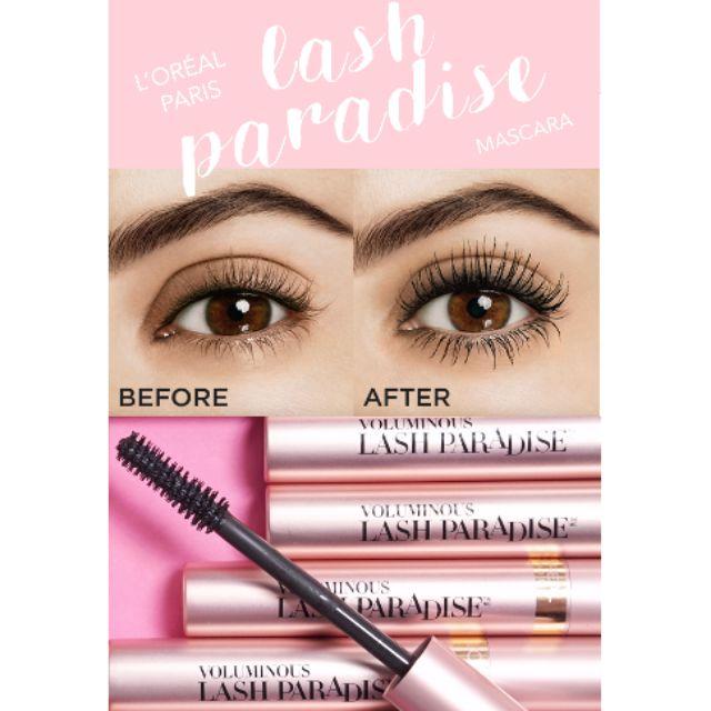 2557768cf45 LOREAL Voluminous Lash Paradise Mascara | Shopee Philippines