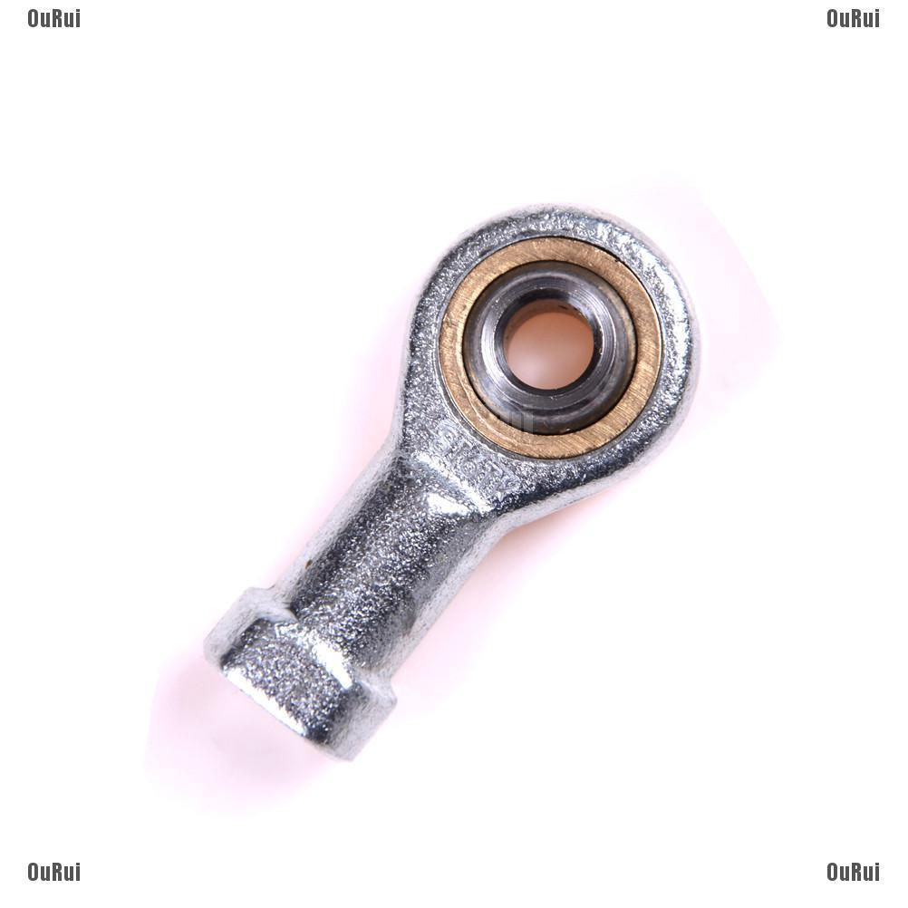 8mm Metric Right Hand Female Thread Connector Rod End Joint Bearing SI8T//K