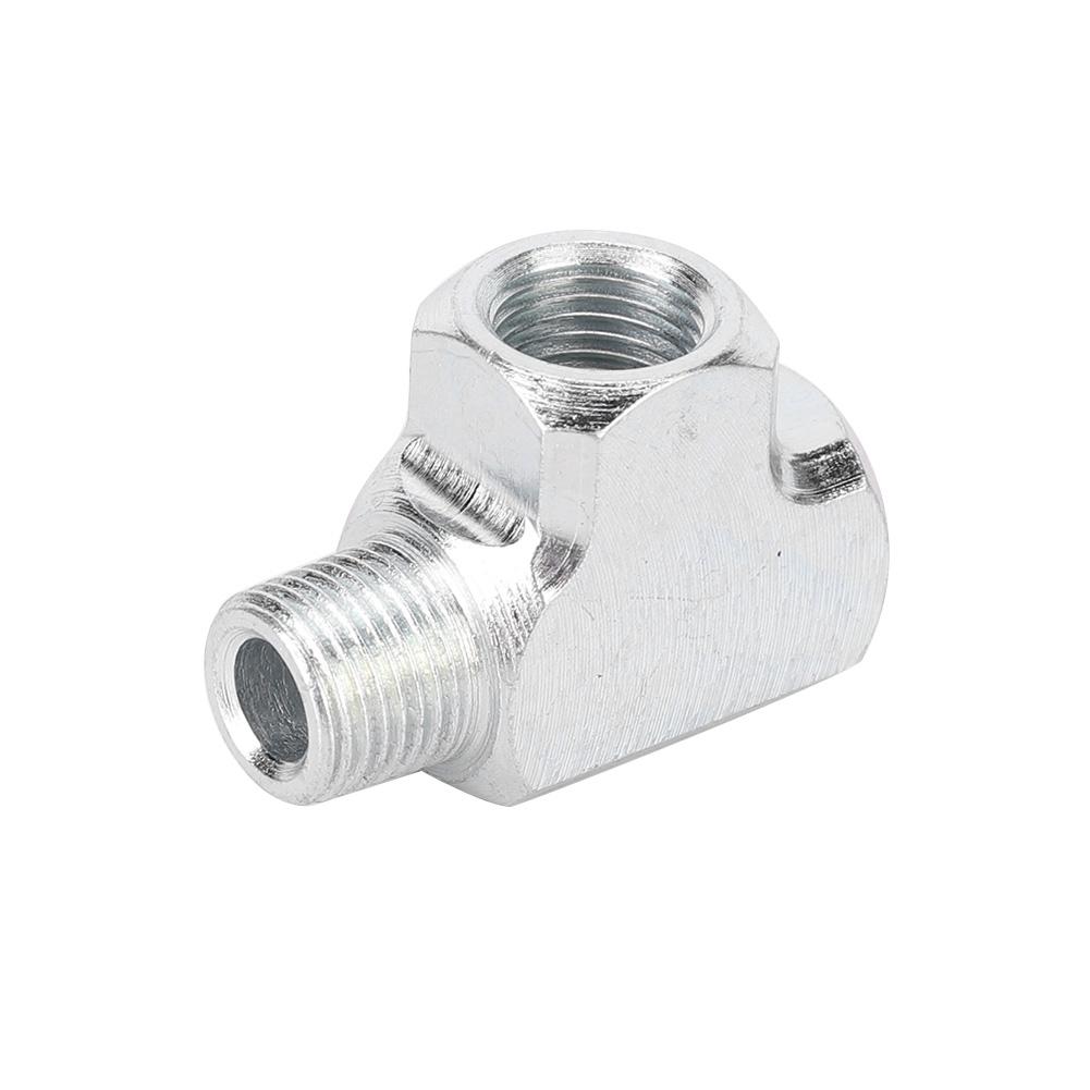30mm Aramox Universal Car Aluminum Water Temp Temperature Joint Pipe Hose Temperature Sensor Adapter Clamps 26-34MM