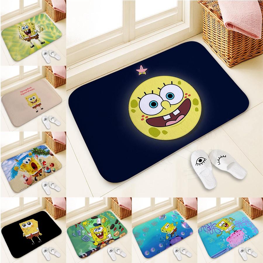 Spongebob Square Rugs Cartoon Carpets