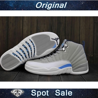 new styles a8be8 c6cf3 READY STOCK NIKE Air Jordan 12 Retro Sports Basketball Shoes