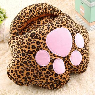 041fd0083 DEY💘Cute Catlike Feet Warm Treasure USB Foot Winter Warmer Warm Plush Shoes