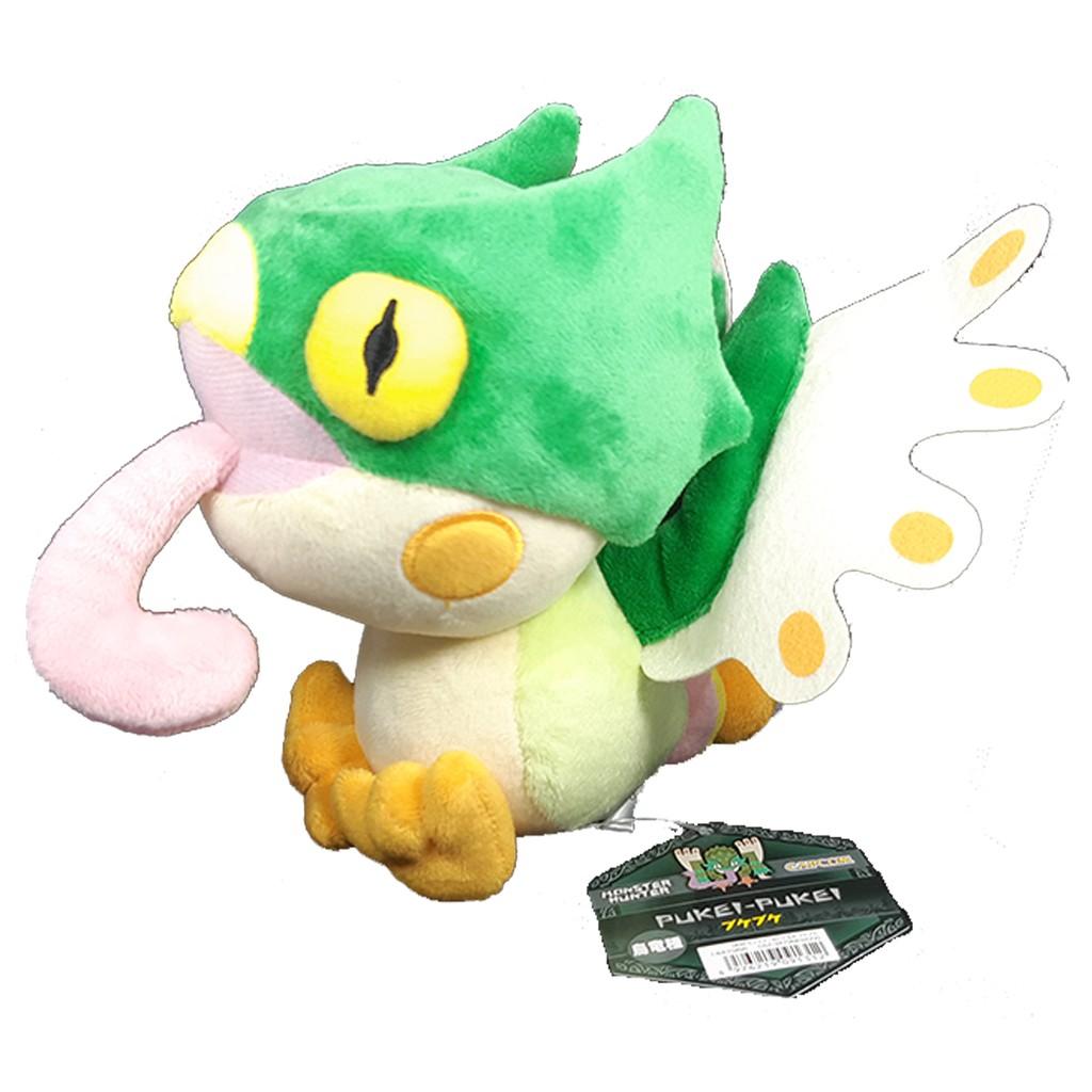 Monster Hunter: World - Pukei-Pukei (Mini Plush)
