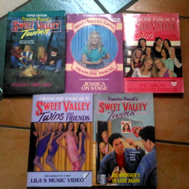 Sweet Valley High No 58 Brokenhearted Shopee Philippines