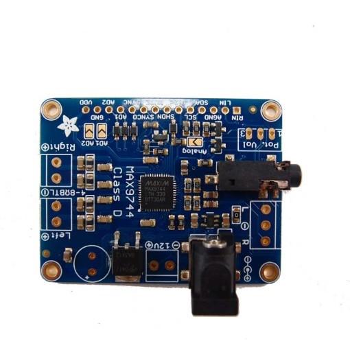 Audio Amplifier Stereo 20W Class D MAX9744 Adafruit