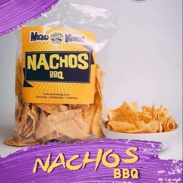 Flavored Nacho King! 160 grams