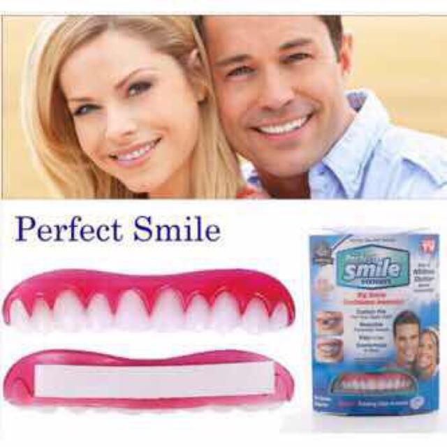 Perfect smile Veneers Natural Cosmetic Teeth