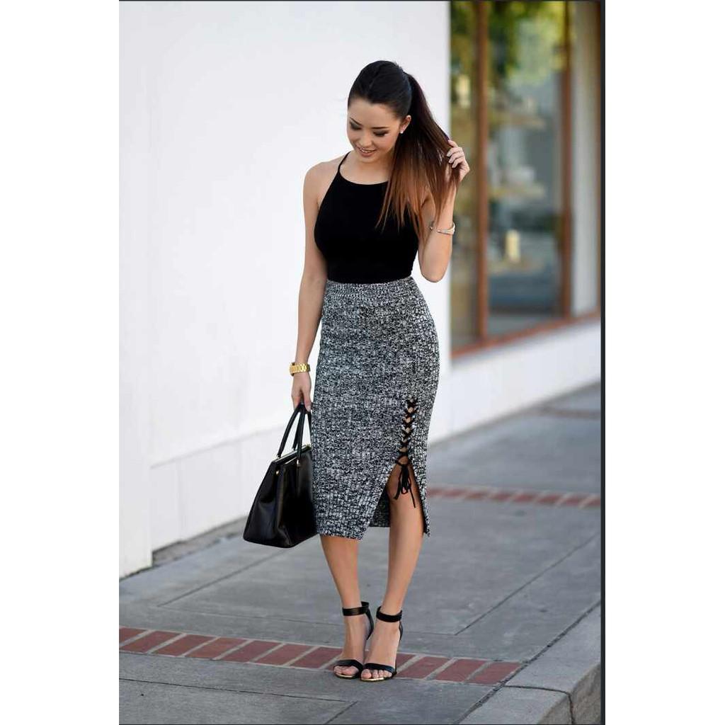 Long dress boho dress korean dress casual dress | Shopee ...