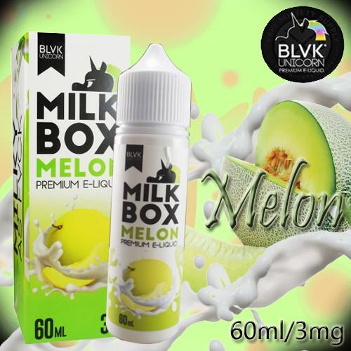 MILK BOX - (MELON) - BLVK UNICORN - 60ML PREMIUM E-LIQUID VAPE ...