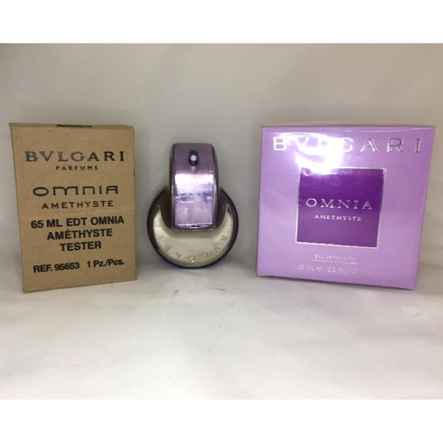 Bulgari Omnia Amethyste Authentic Us tester Perfum  eddd73188fb