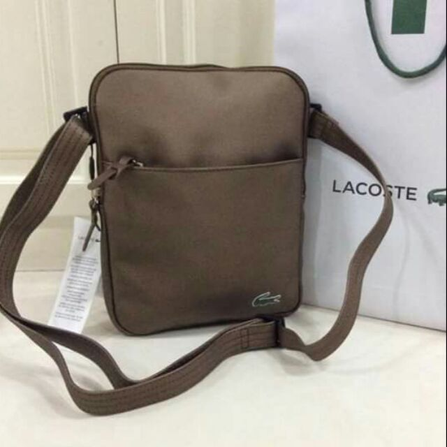 c50d6d9a14 Authentic Lacoste body bag   Shopee Philippines