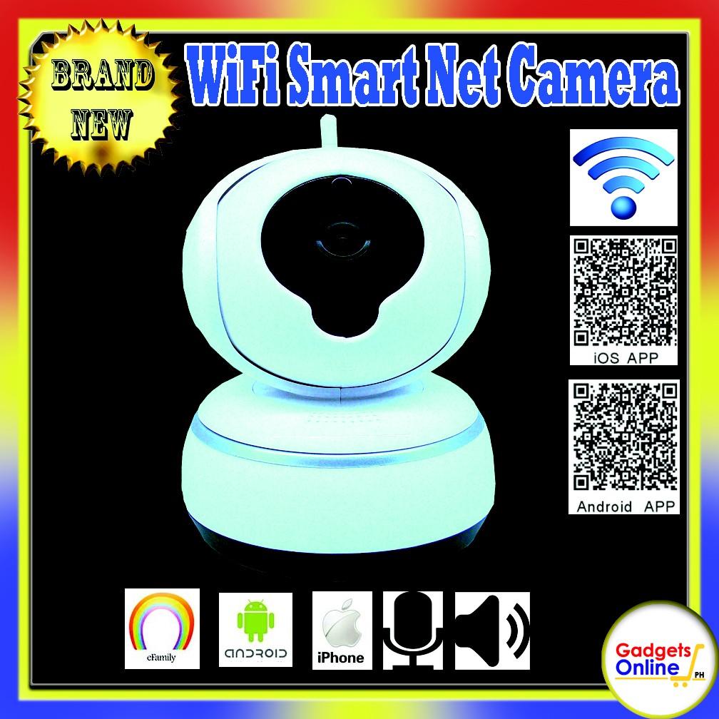 Low End WiFi Smart Net Camera