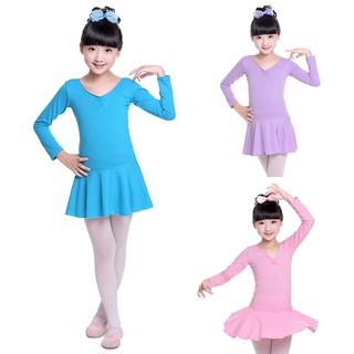 b99d9be35 SNNY@Girl Kid Dancewear Ballet Dance Dress Leotard Tulle Tutu Costume  Gymnastic Skirt