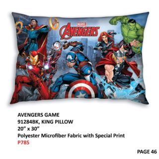 Dakki Avengers Pillows | Shopee Philippines