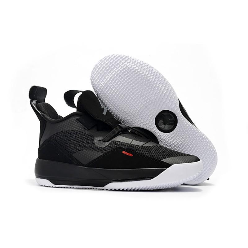 sale retailer 2ea92 05725 Air Jordan 33 Black White (OEM Premium Quality)   Shopee Philippines