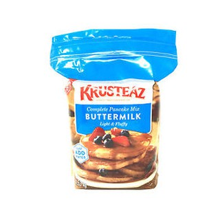 Krusteaz Instant Complete Pancake Mix 4 53kg Resealable Shopee Philippines