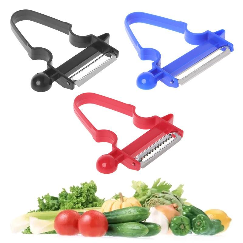 BST✿READY STOCK❀Magic Trio Peeler Vegetable Fruit Julienne Slicer Shredder  Cutter | Shopee Philippines