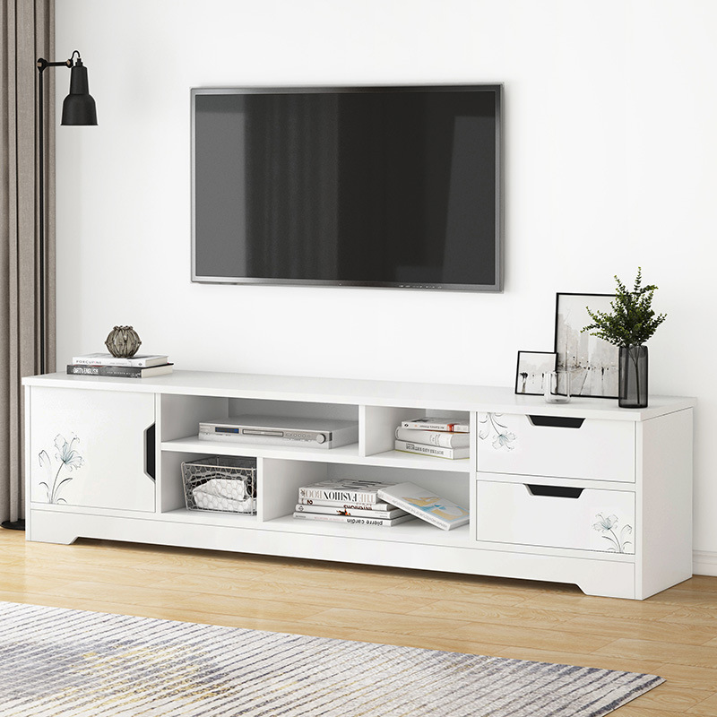 Yuuy Nordic Tv Cabinet Tea Table, Under Tv Cabinet