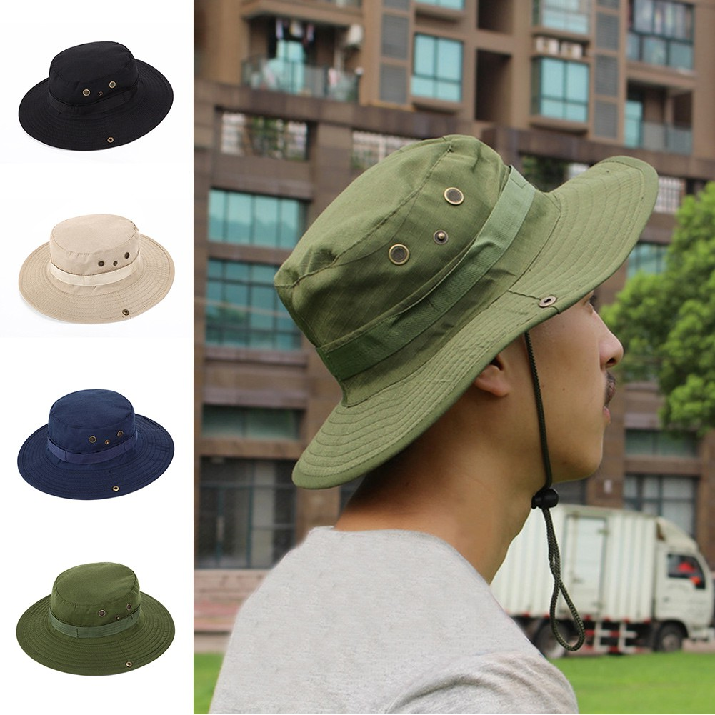 6c0b35c1b0d95 Outdoor Fishing Hiking Hat Face Neck UV Protection Sun-proof Quick Dry Hat