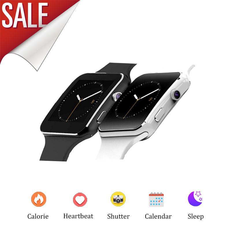 X6 Bluetooth Smart Watch Sport Passometer Smartwatch