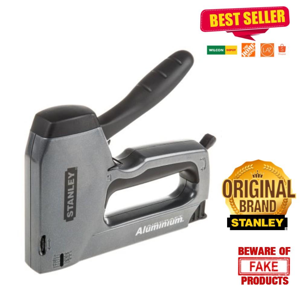Stanley SharpShooter Plus Heavy-Duty Staple/Brad Nail Gun