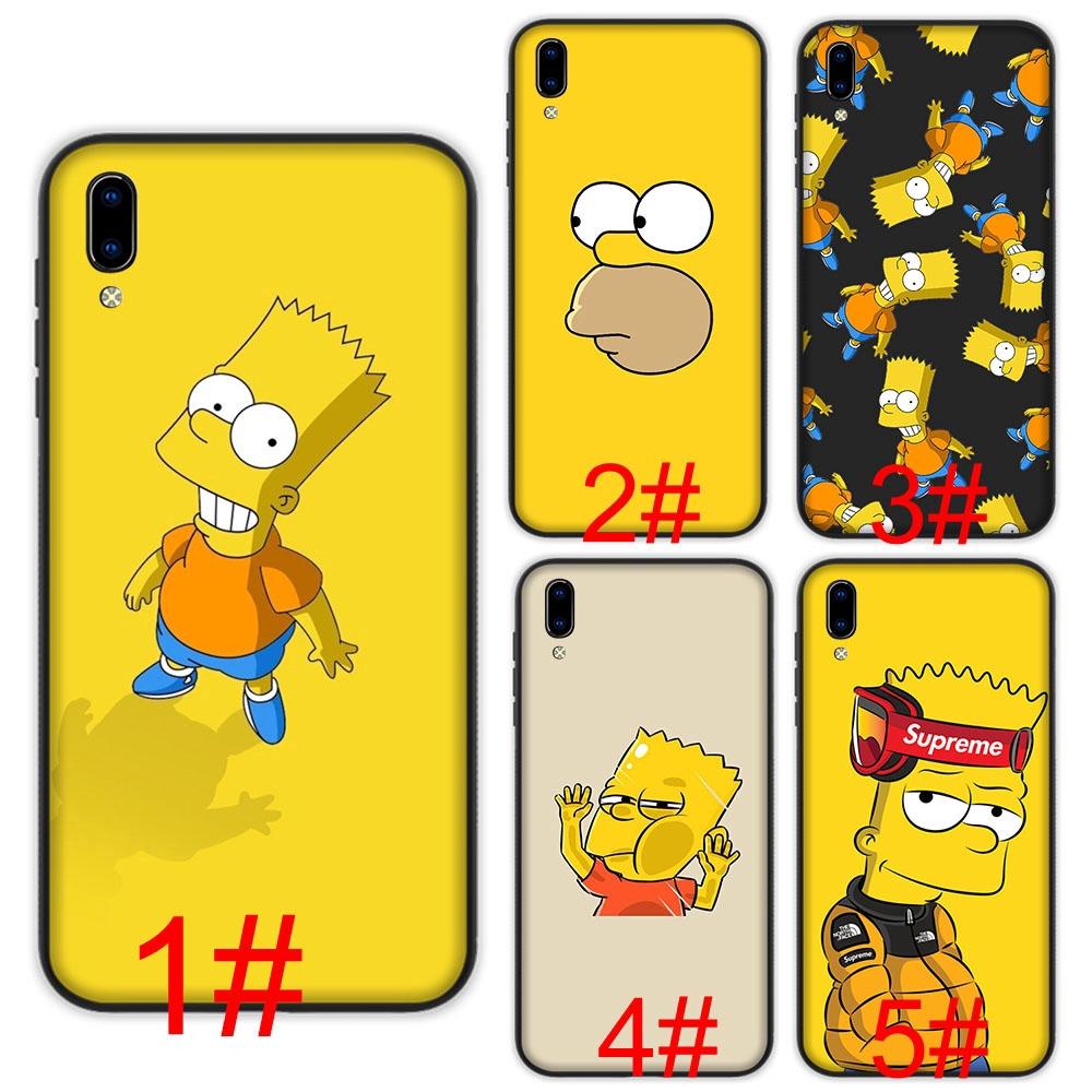Soft Phone Case VIVO Y17 Y53 Y55 Y55s Y81 Y81s Y66 Y67 Y69 Y71 Y75