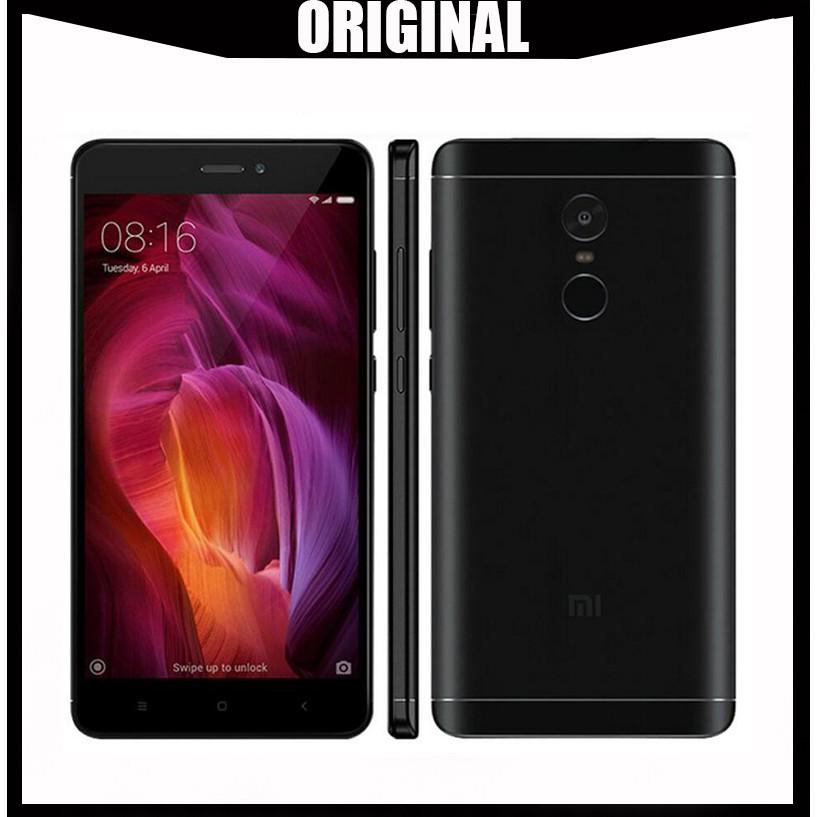 With Gift Original Xiaomi Redmi Note 4 Pro 4G LTE 3G 64G