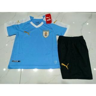 timeless design 2a99a f395a 2019 Uruguay National Team Home kit Football Jersey shirts